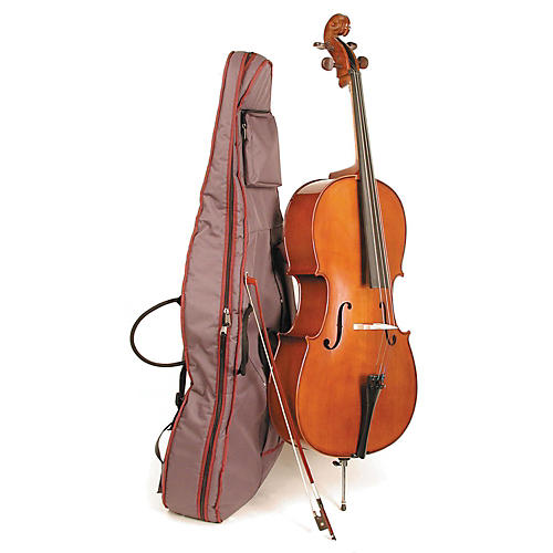 Stentor 1108 Student II Series Cello Outfit 3/4 Size