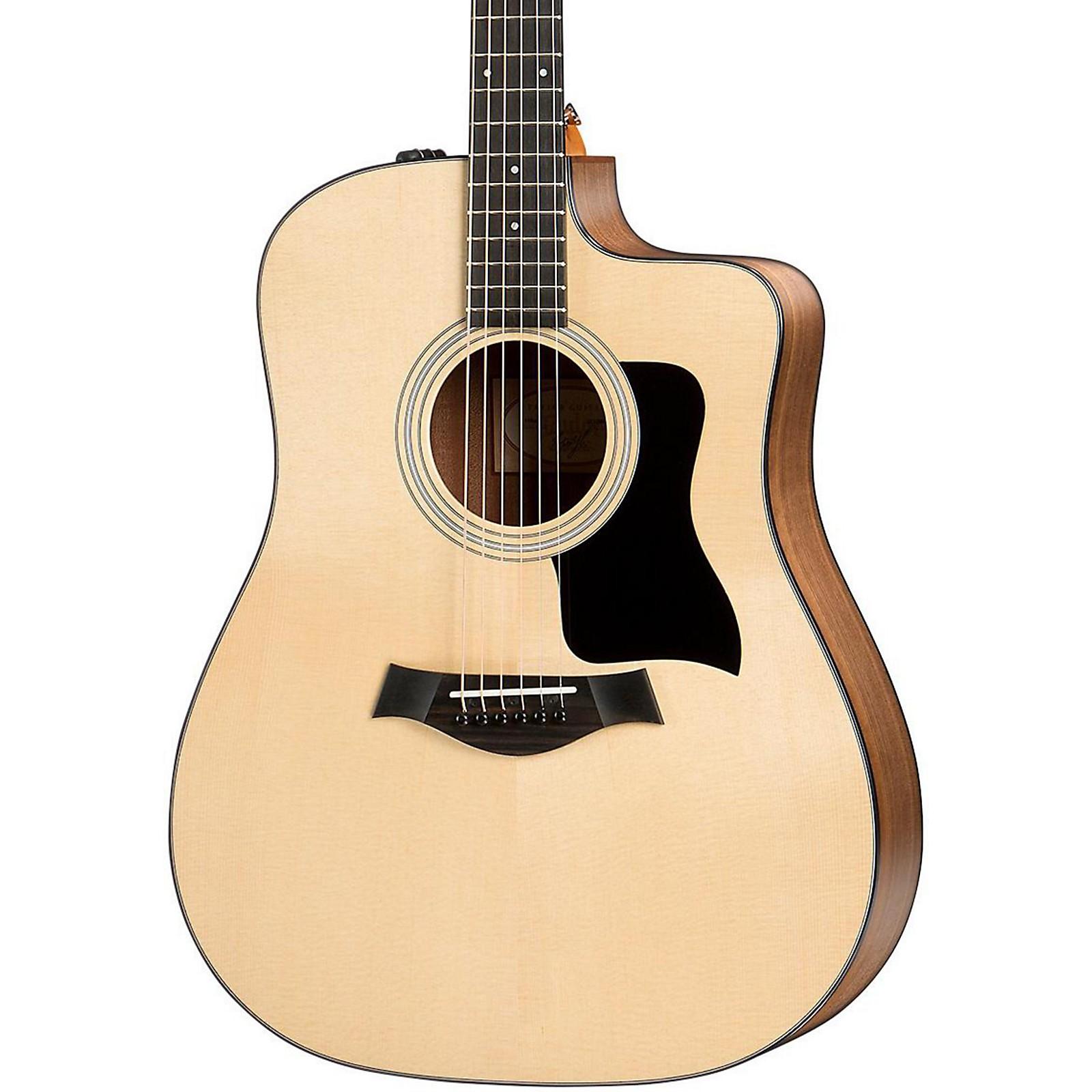 Taylor 110ce Dreadnought Acoustic-Electric Guitar