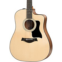 Taylor 110ce Dreadnought Acoustic-Electric Guitar