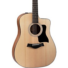Taylor 110ce Dreadnought Acoustic-Electric Guitar Regular