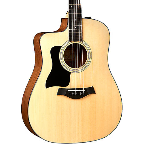 Taylor 110ce-LH Left-Handed Dreadnought Acoustic-Electric Guitar