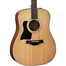 Taylor 110e-LH Left-Handed Dreadnought Acoustic-Electric Guitar