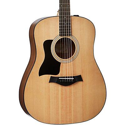 Taylor 110e-LH Left-Handed Dreadnought Acoustic-Electric Guitar
