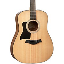 Taylor 110e-LH Left-Handed Dreadnought Acoustic-Electric Guitar Regular