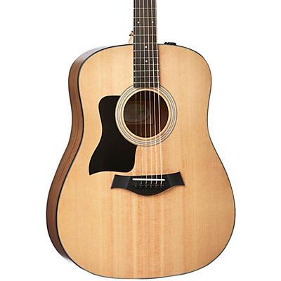 Taylor 110e-LH Left-Handed Dreadnought Acoustic-Electric Guitar Regular