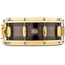 Ludwig 110th Anniversary Heirloom Black Brass Snare Drum