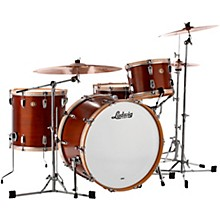 "Ludwig 110th Anniversary Legacy Mahogany Van Buren Pro Beat Shell Pack with 24"" Bass Drum"