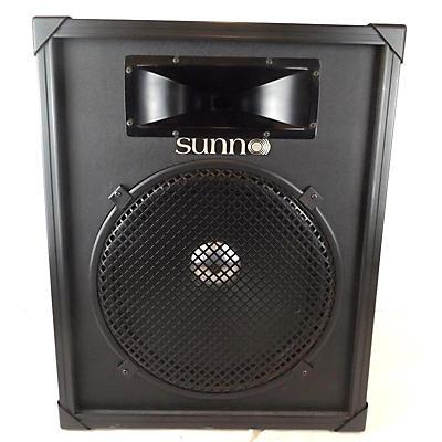 Sunn 1115H Unpowered Speaker