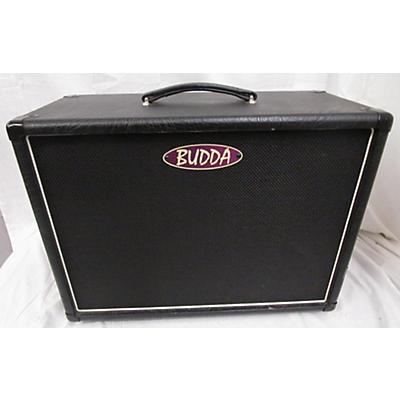 Budda 112 CLOSED BACK 1X12 Guitar Cabinet