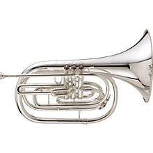 1122 Ultimate Series Marching Bb French Horn 1122SP Silver