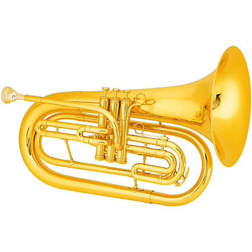 King 1127 Ultimate Series Marching Bb Baritone 1127 Lacquer