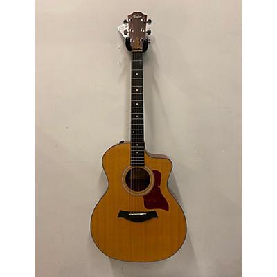 Taylor 114CE Acoustic Electric Guitar