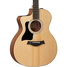 Taylor 114ce-LH Left-Handed Grand Auditorium Acoustic-Electric Guitar