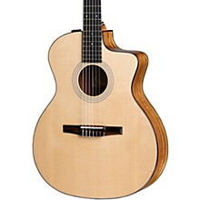 Taylor 114ce-N Limited Edition Grand Auditorium Nylon String Acoustic-Electric Guitar
