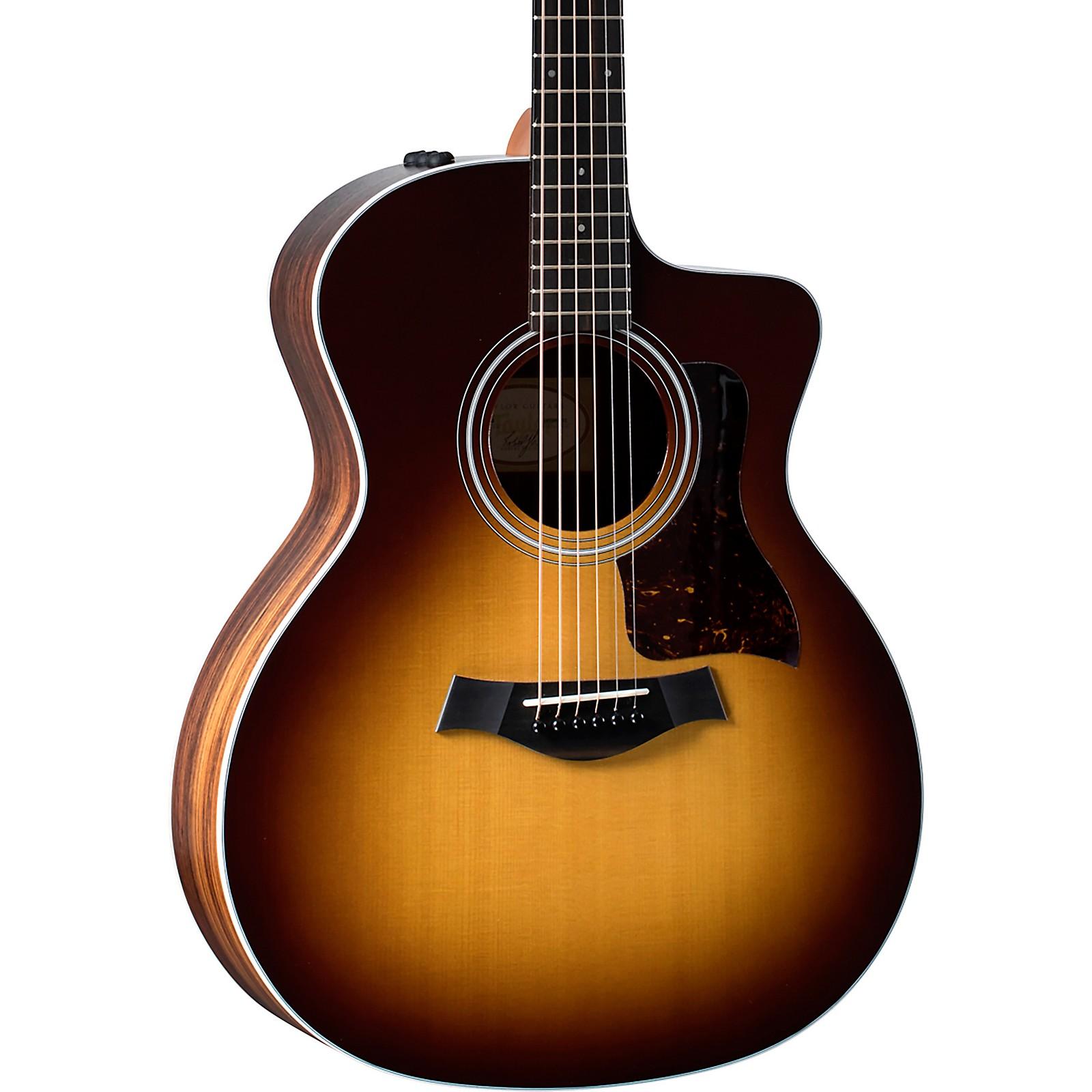 Taylor 114ce Rosewood Grand Auditorium Acoustic-Electric Guitar