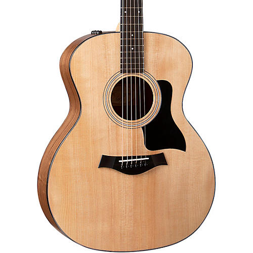 Taylor 114e Grand Auditorium Acoustic-Electric Guitar Natural