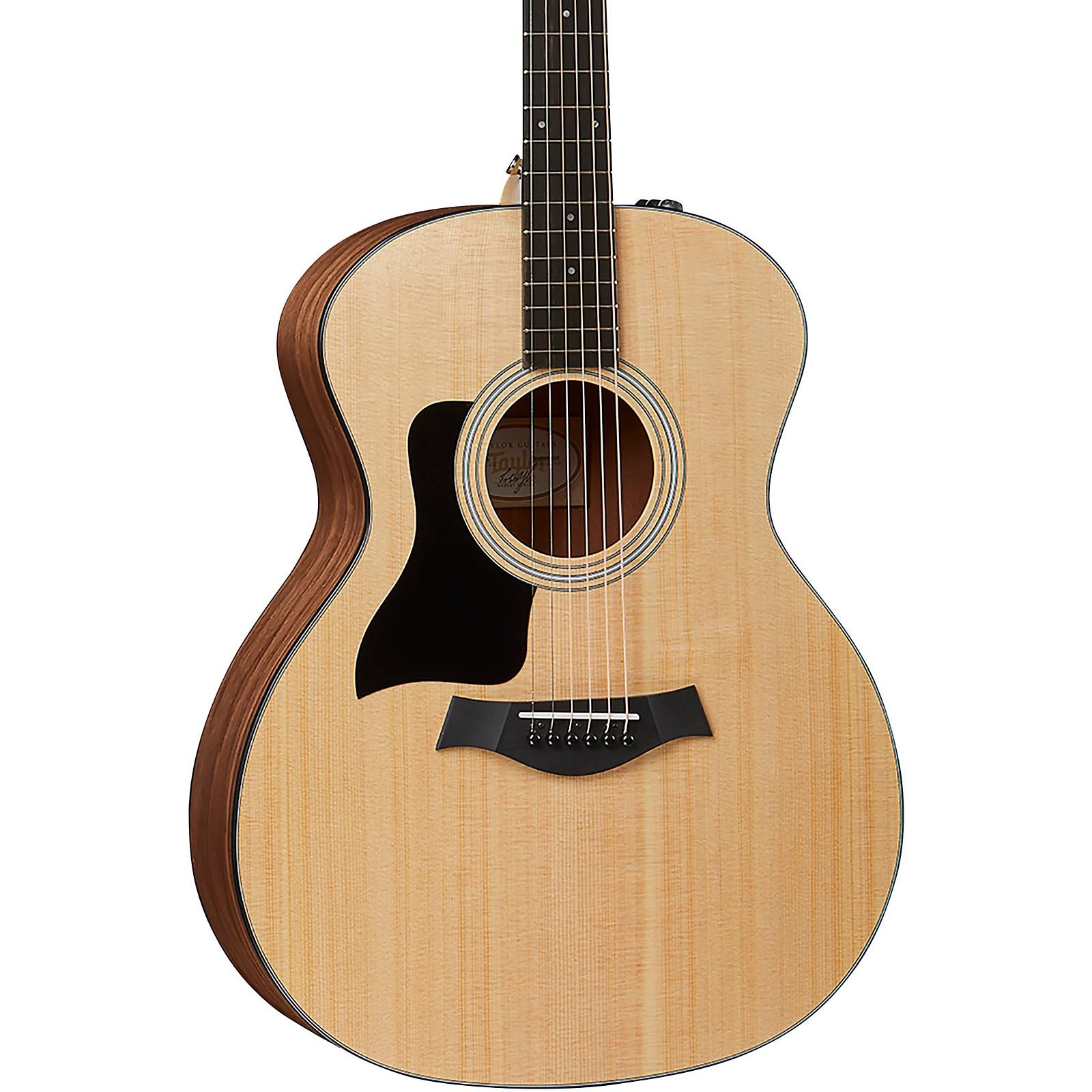 Taylor 114e-LH Left-Handed Grand Auditorium Acoustic-Electric Guitar Regular