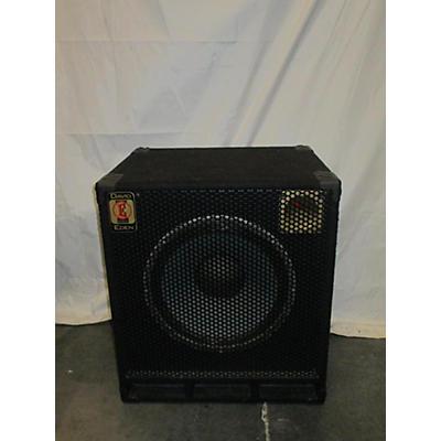 Eden 115-xlt Bass Cabinet