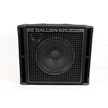 Open BoxGallien-Krueger 115RBH 400W 8-Ohm Bass Cabinet
