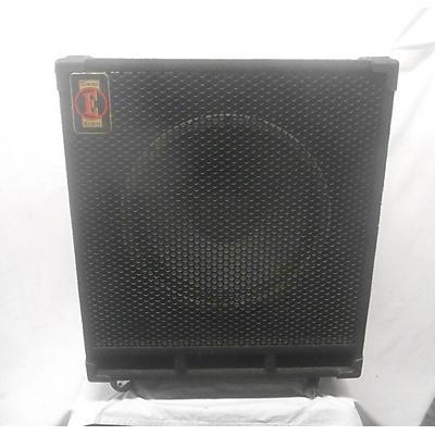 Eden 115XL Bass Cabinet