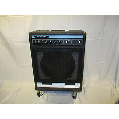 Acoustic 118 Bass Combo Amp