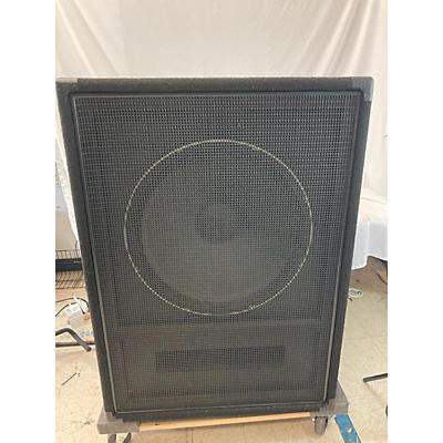 Peavey 118 SUB 8 Unpowered Speaker