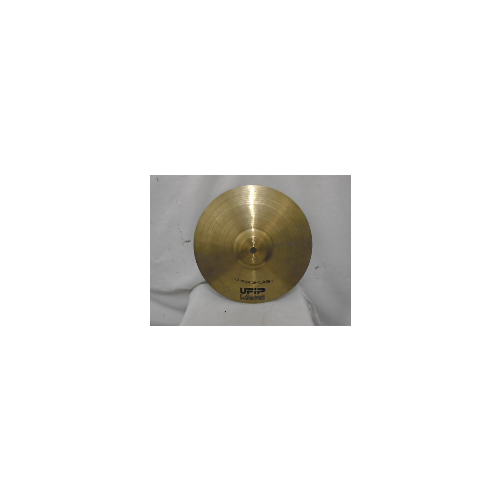 UFIP 11in Class Series Cymbal