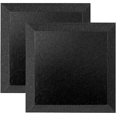 "Ultimate Acoustics 12"" Acoustic Panel with Vinyl Coating - Bevel (2-Pack)"