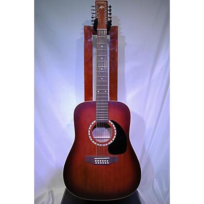 Art & Lutherie 12 CEDAR 12 String Acoustic Guitar