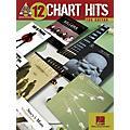 Hal Leonard 12 Chart Hits for Guitar Book thumbnail