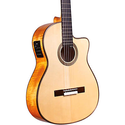 Cordoba 12 Maple Fusion Spruce Top Acoustic-Electric Guitar