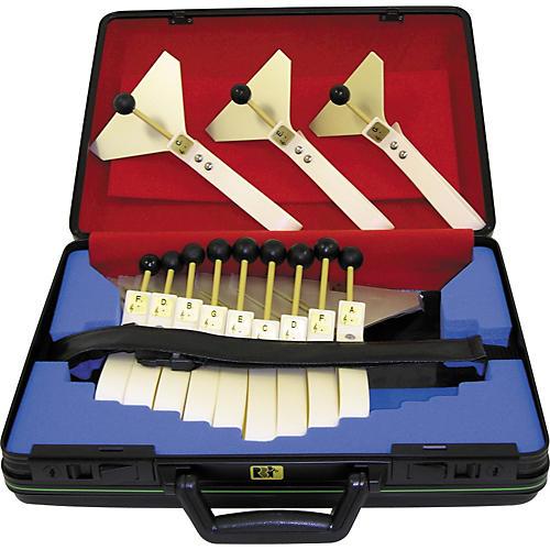 Rhythm Band 12-Note Diatonic Belleplate Set