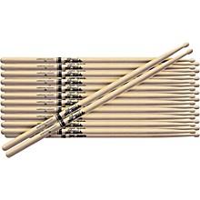 12-Pair American Hickory Drumsticks Nylon 747N