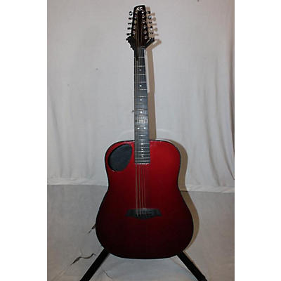 Composite Acoustics 12 STRING 12 String Acoustic Electric Guitar