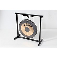 Open BoxZildjian 12 in. Traditional Gong and Table-Top Stand Set