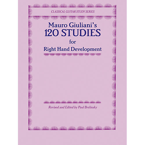 Alfred 120 Studies for Right Hand Development