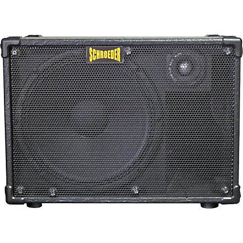 Schroeder 1215 800W Light Bass Speaker Cabinet 4 Ohm