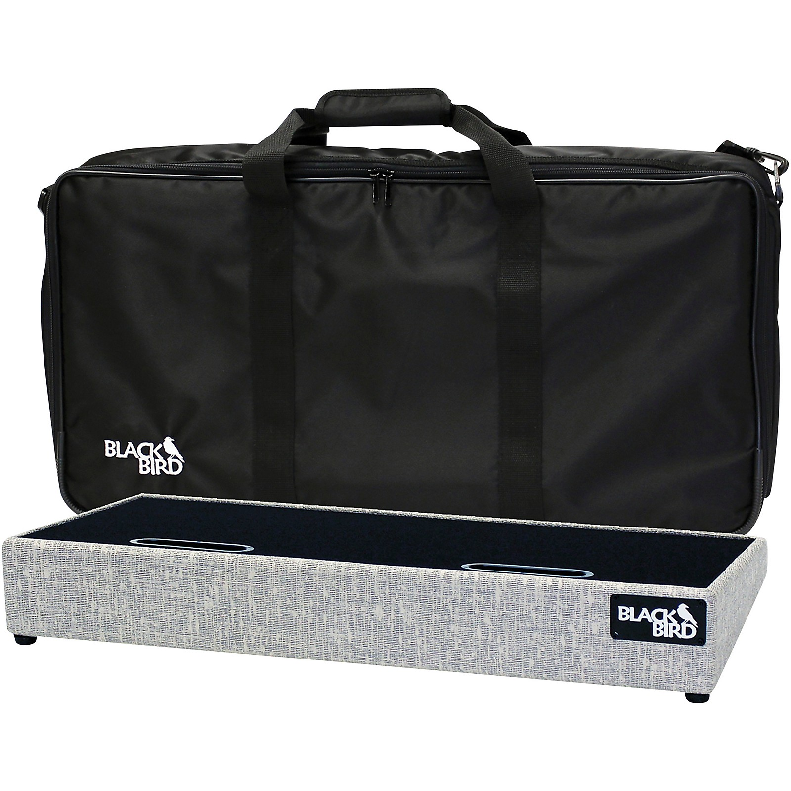 Blackbird Pedalboards 1224 12x24 Pedalboard and Gig Bag Fawn Tolex