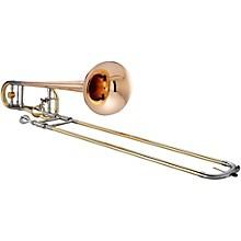 1236 Professional Series F-Attachment Trombone with Thru-Flo Valve 1236RL-T Rose Brass Bell