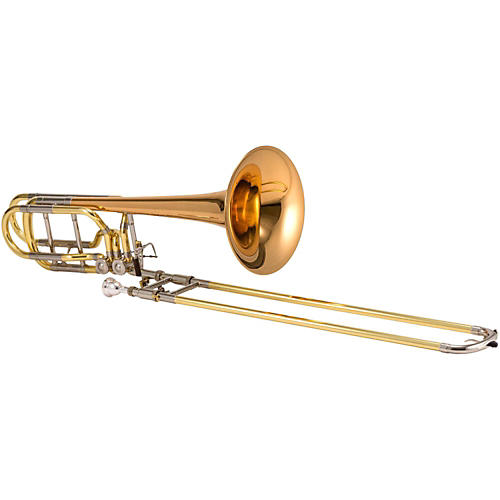 XO 1240 Professional Series Bass Trombone 1240RL Rose Brass Bell