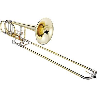 XO 1240 Professional Series Bass Trombone with Thru-Flo Valve