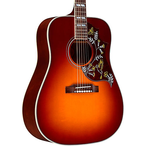 Gibson 125th Anniversary Hummingbird Acoustic Guitar Condition 2 - Blemished Autumn Burst 190839715036