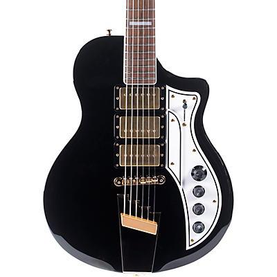 Supro 1275JB Supro Tri Tone Solid Body Electric Guitar