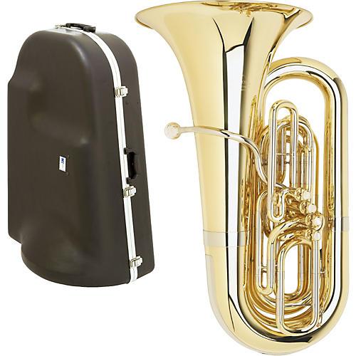 Miraphone 1291 Series 4-Valve BBb Tuba with Hard Case