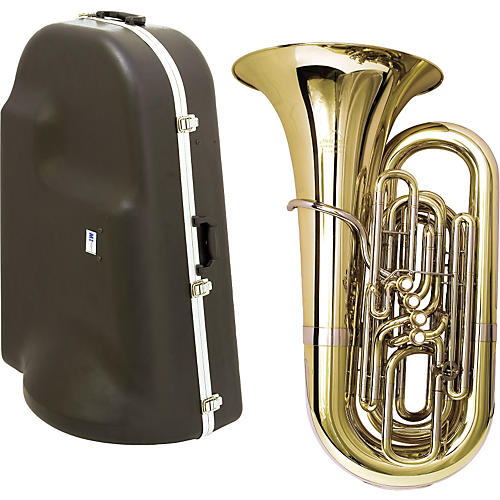 Miraphone 1291 Series 5-Valve BBb Tuba with Hard Case