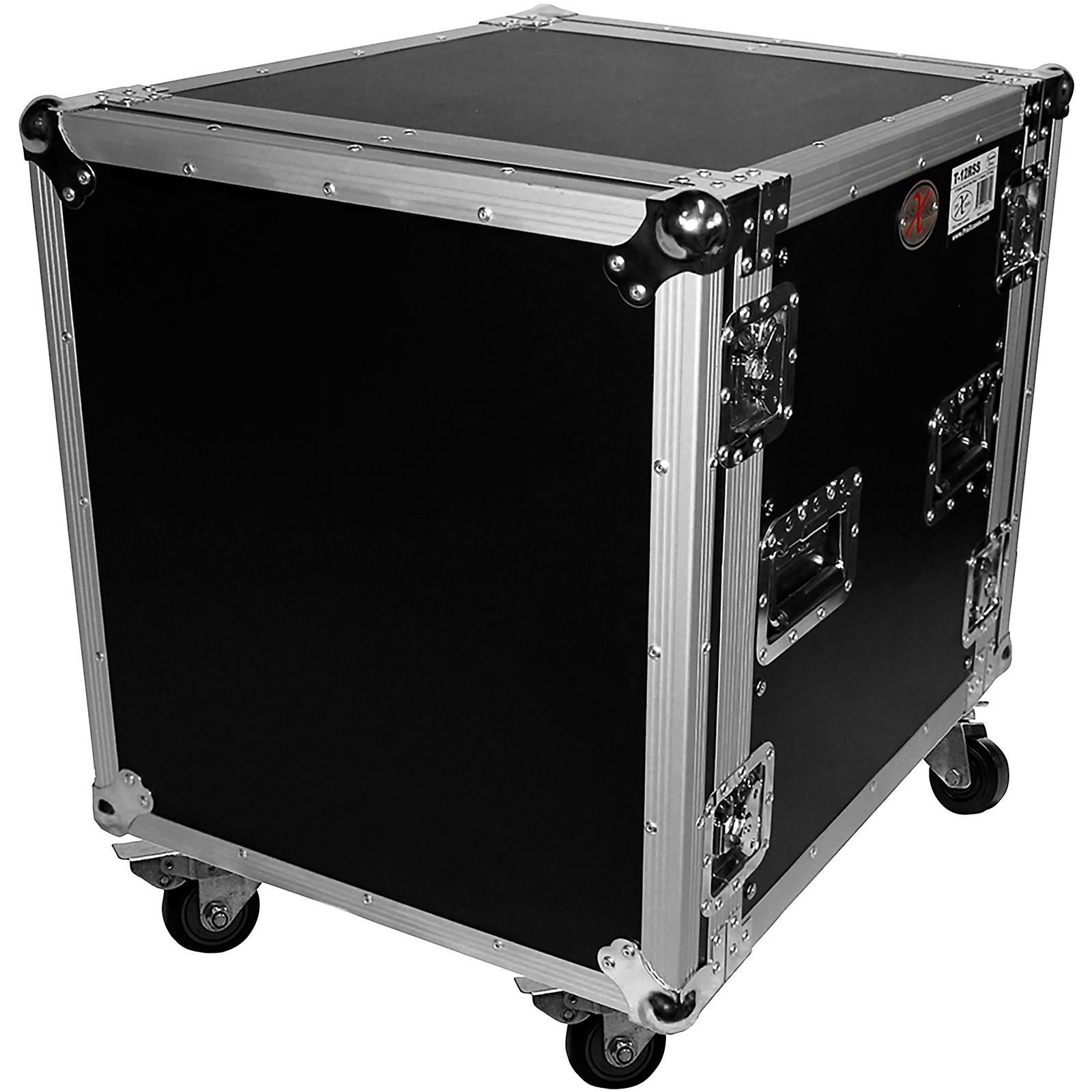 ProX 12U Space Amp Rack Mount ATA Flight Case 19