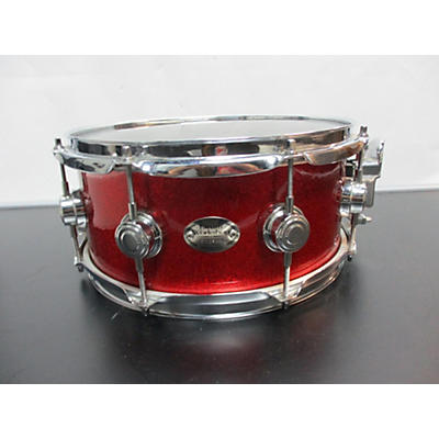 DW 12X6.5 Collector's Series Maple Snare Drum