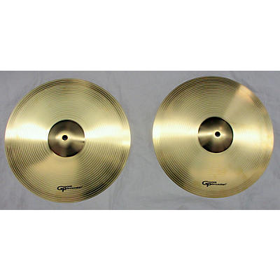 Groove Percussion 12in 12IN HI-HAT PAIR Cymbal