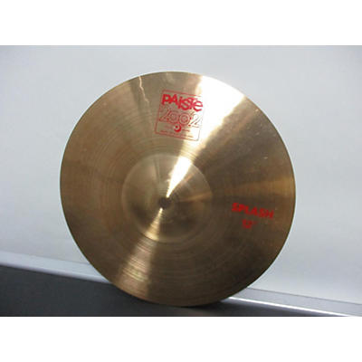 Paiste 12in 2002 Crash Cymbal