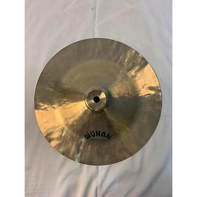 Wuhan Cymbals & Gongs 12in China Cymbal